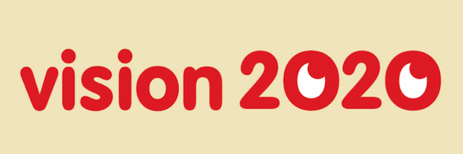 Vision 2020 Logo Featured