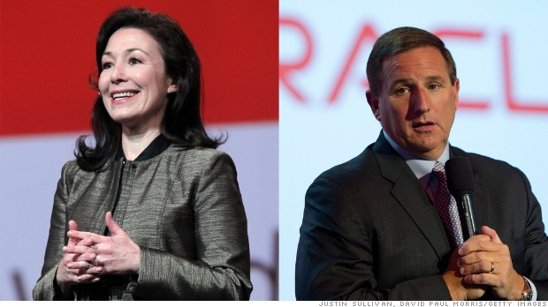 Two-In-One: Why Would Oracle Bet on a Co-CEO Structure?