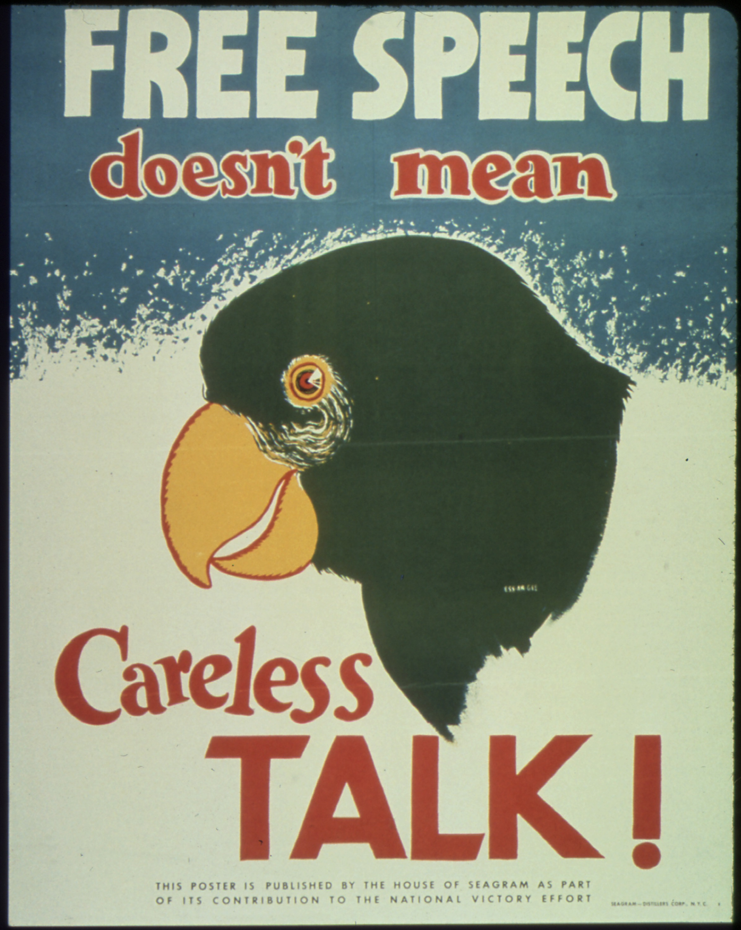 -Free_Speech_Doesn't_Mean_Careless_Talk-_-_NARA_-_513606