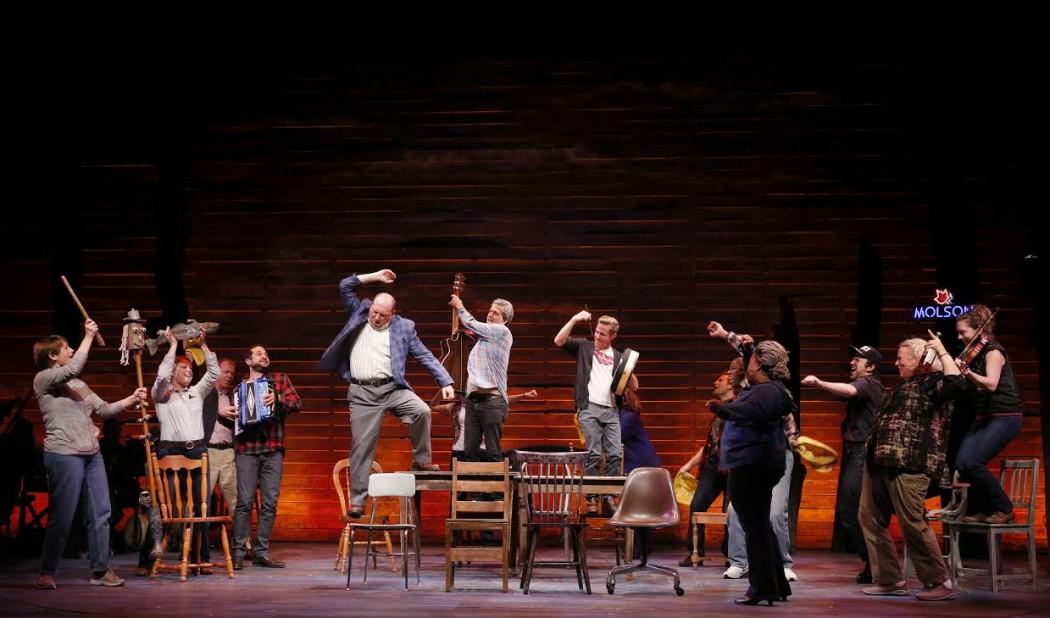 Photo courtesy of Chris Bennion, La Jolla Theatre