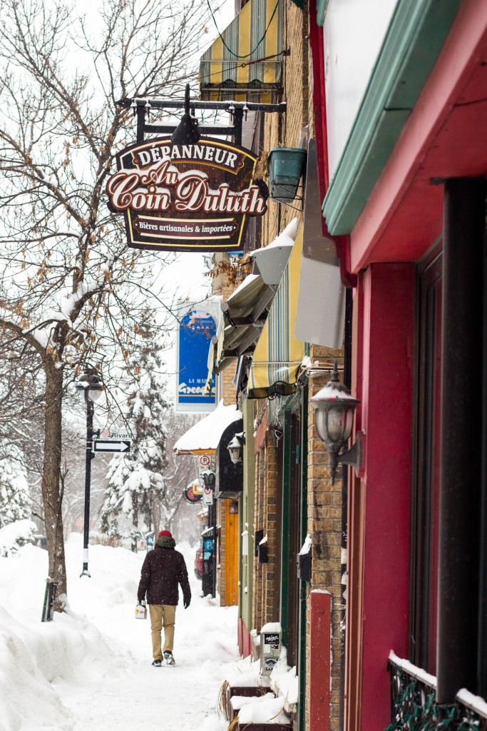 4. Saint-Denis & Duluth