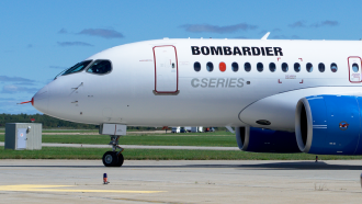 Bombardier C-Series Image