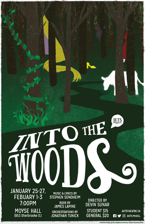 Into The Glitterverse Galaxy Nails: A Dream Come True: AUTS Presents Into The Woods