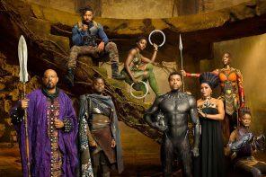 Black Panther Marvels