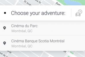 Choose Your Own Cinema Adventure!