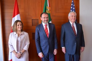 NAFTA's Renegotiation and The Cost of Milk
