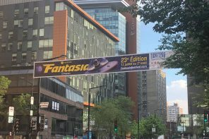 The First Weekend at Fantasia: Phantoms and Paradise