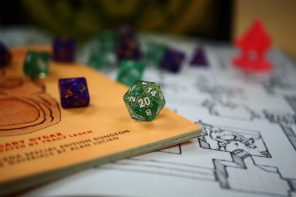 Dungeons, Dragons, and Doses of Reality