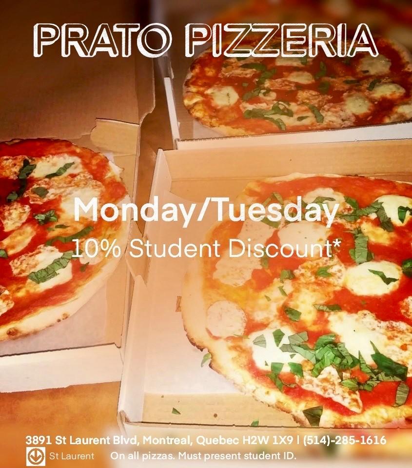 Prato Pizzeria