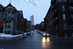 "For Montreal's Homeless, A ""Different Kind of Crisis"""