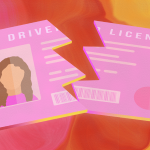 """The Star Behind The Wheel In """"Driver's License"""""""