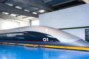 Hyperloops Are The Fast-Paced Future of Transportation
